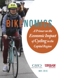 Economic impact of cycling in CRD