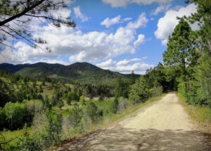George Mickelson Trail
